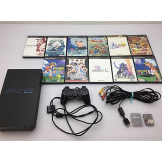 PlayStation2 - PS2本体 ソフト まとめて 現状渡し