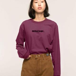 スタイルナンダ(STYLENANDA)のmischief(Tシャツ(長袖/七分))