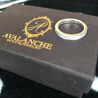 アヴァランチ(AVALANCHE)のavalanche エタニティリング 9号(リング(指輪))