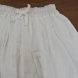 プティマイン(petit main)のpetit main スカート  130cm(スカート)