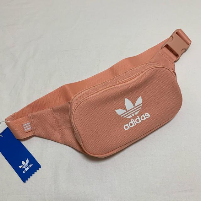 adidas(アディダス)の新品 アディダス オリジナルス ウエスト ポーチ ショルダー バッグ パック レディースのバッグ(ボディバッグ/ウエストポーチ)の商品写真