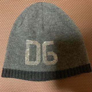 ドルチェアンドガッバーナ(DOLCE&GABBANA)のドルチェ&ガッバーナ ドルガバ ニット帽(ニット帽/ビーニー)