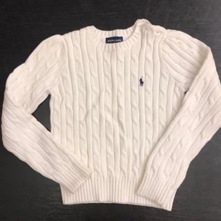 Ralph Lauren - ラルフローレン 子供セーター