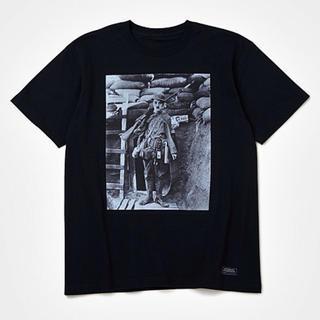 デラックス(DELUXE)の新品 未使用 未開封 DELUXE デラックス Tシャツ M チャップリン(Tシャツ/カットソー(半袖/袖なし))
