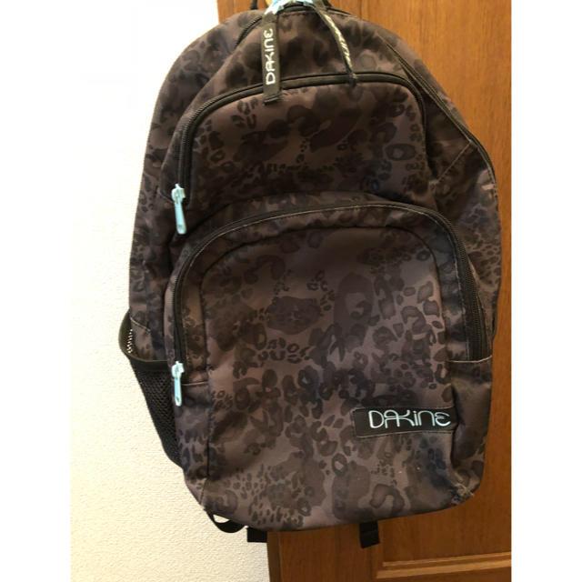 Dakine(ダカイン)のDAKAIN リュック レディースのバッグ(リュック/バックパック)の商品写真
