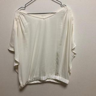 ジーユー(GU)のブラウス GU (シャツ/ブラウス(半袖/袖なし))