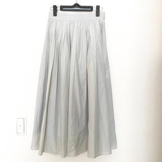 ティアンエクート(TIENS ecoute)のエアコットンスカート(ひざ丈スカート)