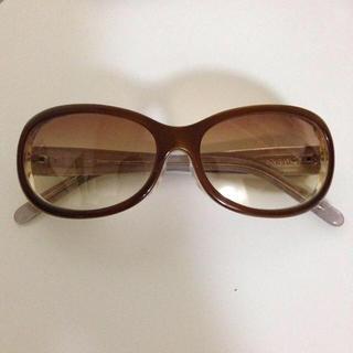 ヴィヴィアンウエストウッド(Vivienne Westwood)のヴィヴィアンウエストウッド♡サングラス 茶色(サングラス/メガネ)
