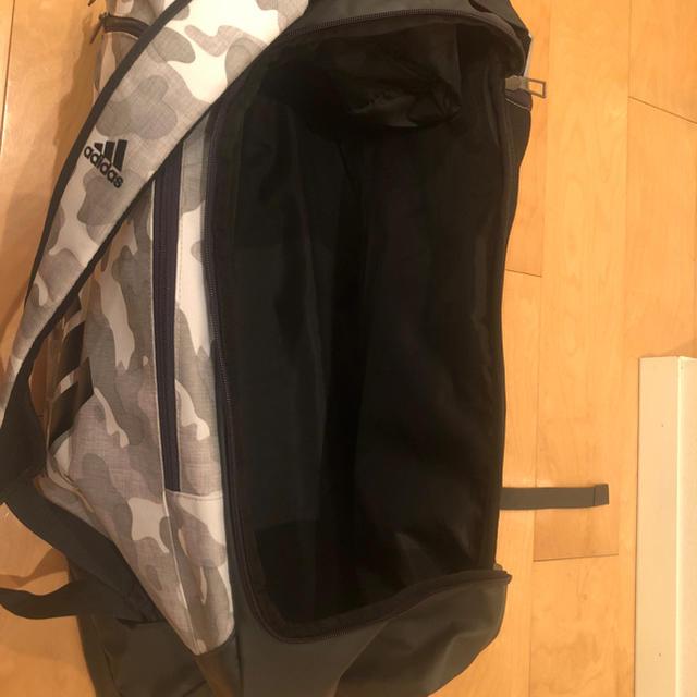 adidas(アディダス)のアディダス   ボストンバッグ       旅行や夏季学園に最適 メンズのバッグ(ボストンバッグ)の商品写真