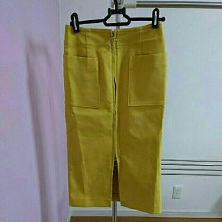 ノーブル(Noble)のタイトスカート(ひざ丈スカート)