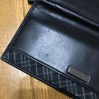 バーバリーブラックレーベル(BURBERRY BLACK LABEL)のバーバリー長財布☆(長財布)
