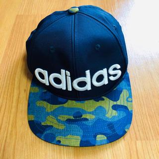 アディダス(adidas)の★美品★ アディダス adidas ベースボール キャップ 帽子(キャップ)
