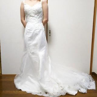 d7f1a4ee6839c 白のウエディングドレス(ウェディングドレス)