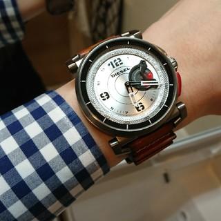 ディーゼル(DIESEL)のDIESEL ON  ディーゼル 腕時計 DZT1002 スマートウォッチ(腕時計(デジタル))