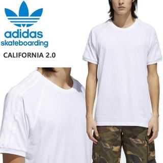 アディダス(adidas)のadidas skateboarding Tシャツ(Tシャツ/カットソー(半袖/袖なし))