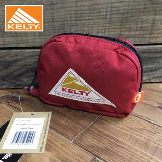 ケルティ(KELTY)の新品 ケルティー ディックマイクロポー 小物入れ (ポーチ)