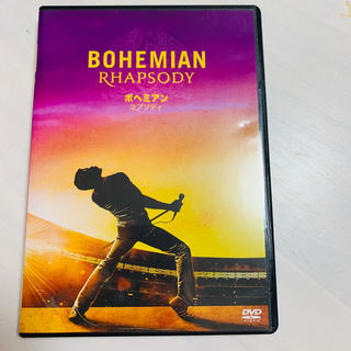 BOHEMIAN RHAPSODY ボヘミアンラプソディー DVD(映画音楽)