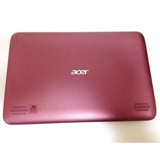 エイサー(Acer)のタブレット acerエイサー ICONIATAB A200(タブレット)