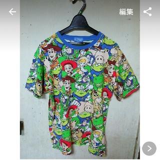 トイストーリー(トイ・ストーリー)のトイストーリー♡Tシャツ sizeS(Tシャツ(半袖/袖なし))