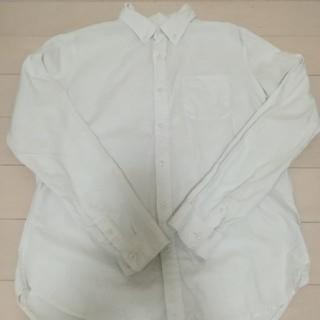 ユニクロ(UNIQLO)のサイズ160 ユニクロ長袖シャツ(ブラウス)