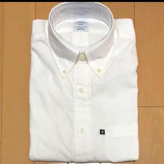 ブルックスブラザース(Brooks Brothers)のブルックスブラザーズ ボタンダウンシャツ 白(シャツ)