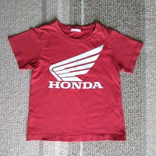 ジーユー(GU)のHONDA Tシャツ サイズ110(Tシャツ/カットソー)