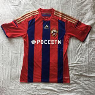 アディダス(adidas)のサッカー ユニフォーム CSKAモスクワ 2014/15 ホーム(ウェア)