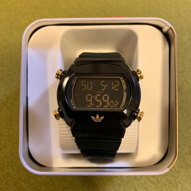 adidas(アディダス)のadidasデジタルウオッチ メンズの時計(腕時計(デジタル))の商品写真