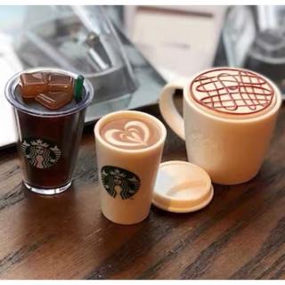 スターバックスコーヒー(Starbucks Coffee)のスターバックス 海外限定マグネット 3点セット(その他)