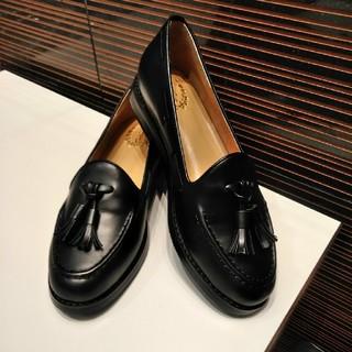 ランダ(RANDA)の新品 定価13932円 本皮革 ランダ22.0〜22.5 ローファー(ローファー/革靴)
