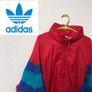 アディダス(adidas)の【人気】銀タグ アディダスオリジナルス ナイロンジャケット (ナイロンジャケット)