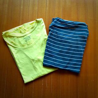 ジーユー(GU)のGU  トップスセット(Tシャツ(半袖/袖なし))