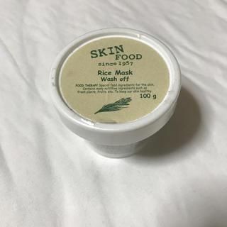 スキンフード(SKIN FOOD)のSKINFOOD Rice mask(パック / フェイスマスク)