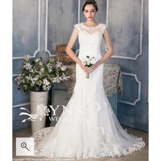 7a0b9e430fada ウエディングドレス YNS wedding(ウェディングドレス)