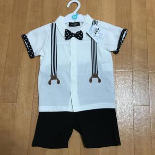 e3249145e3b8a ニシマツヤ(西松屋)の新品タグ付き 西松屋 フォーマル セットアップ 95cm(ドレス フォーマル