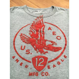 アメリカンイーグル(American Eagle)の〔美品〕アメリカンイーグル 半袖 Tシャツ カジュアル メンズ レディース(Tシャツ/カットソー(半袖/袖なし))