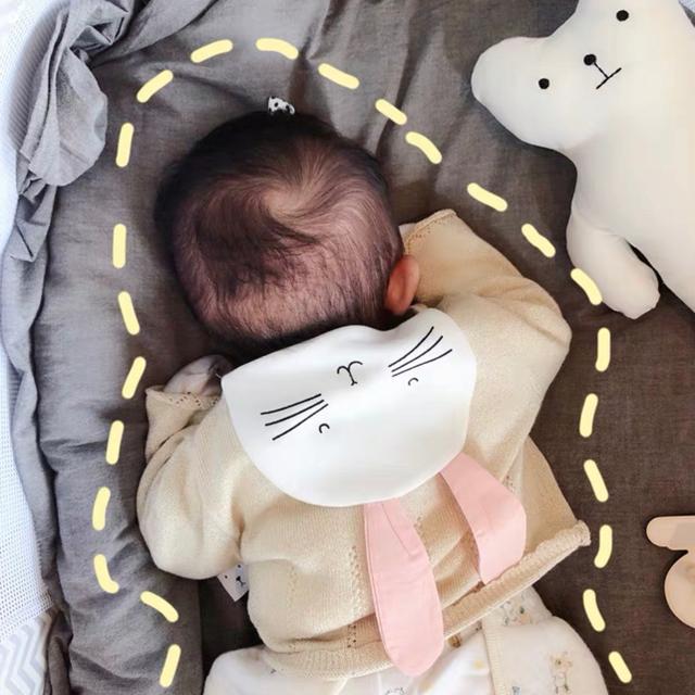 5f4f08b7617492 赤ちゃん汗拭きタオル 汗拭きシート 汗取りパッド 2枚セットの通販 by ...