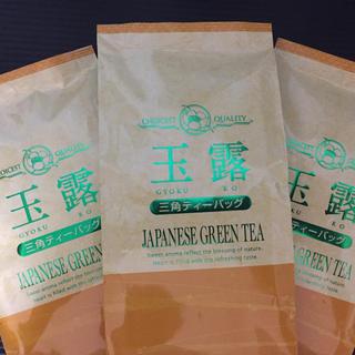 松南園 玉露ティーバッグ【10PX3袋】(茶)
