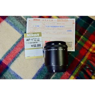 Nikon - NIKON テレコンバーター AF-I TC-20E