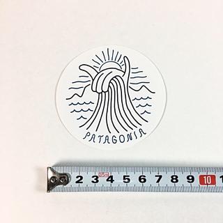 パタゴニア(patagonia)のゆきたん様専用です!パタゴニア ステッカー 4点 ☆ 太陽 波 丸 !(サーフィン)
