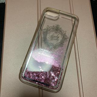 レディー(Rady)のグリッター ピンク (iPhoneケース)