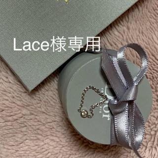 クリスチャンディオール(Christian Dior)のChristian Diorミミウィリング6号指輪チェーン(リング(指輪))