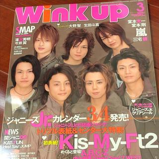 Wink up 2009年3月号(アート/エンタメ/ホビー)