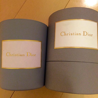 クリスチャンディオール(Christian Dior)のDior♡顧客ノベルティキャンドル(キャンドル)