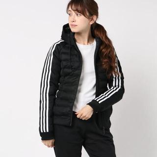アディダス(adidas)のadidas スリムジャケット(ダウンジャケット)