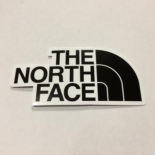 ザノースフェイス(THE NORTH FACE)のノースフェイス  ステッカー シール ロゴ ボムステッカー  スケートボード(ステッカー)