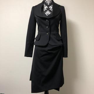 ヴィヴィアンウエストウッド(Vivienne Westwood)の新品 Vivienne Westwood スーツ セットアップ 上下 スカート(スーツ)