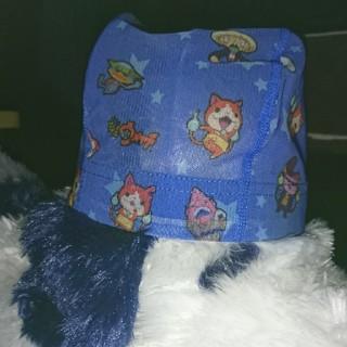 バンダイ(BANDAI)の妖怪ウォッチ  スイミングキャップ  48~54+もう一枚(帽子)