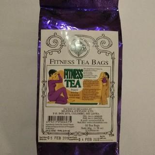 ムレスナ フィットネスティー 50ティーバッグ(茶)