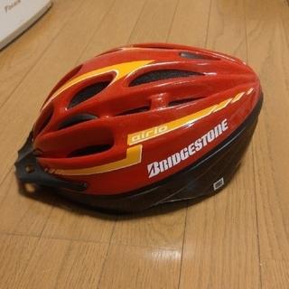 ブリヂストン(BRIDGESTONE)の【kikrinji様専用】自転車用ヘルメット(ヘルメット/シールド)